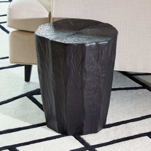 Trunk Stool-Black