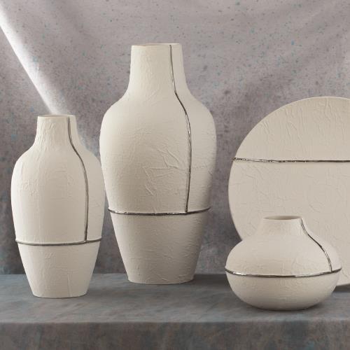 Parchment Vase