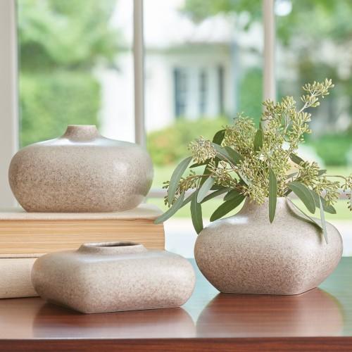 Modernist Vase Two-Mist