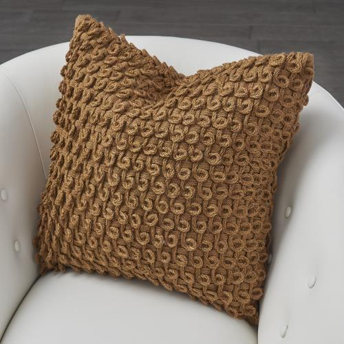 Loop Pillow-Earth