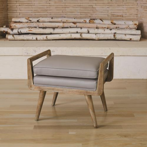 Lucas Short Bench-Muslin