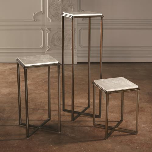 Tower Tables - Bronze