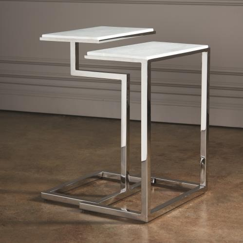 Set of 2-C Nesting Tables-Nickel
