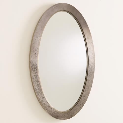 Everest Mirrors - Antique Nickel Etched