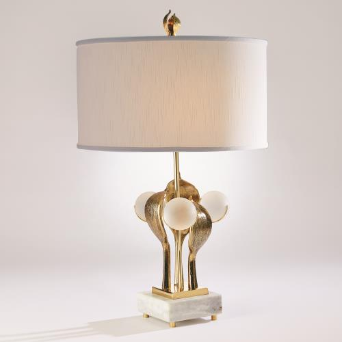 Eden Table Lamp - Brass