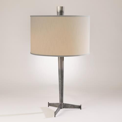 Tapered Ombre Lamps - Graphite/Pewter
