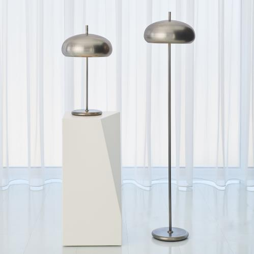 Dome Lamps - Gunmetal