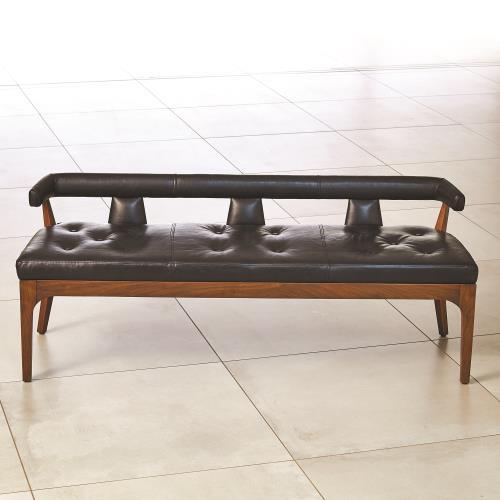 Moderno Bench - Muslin