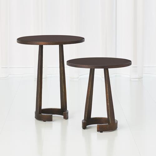 C Table-Bronze
