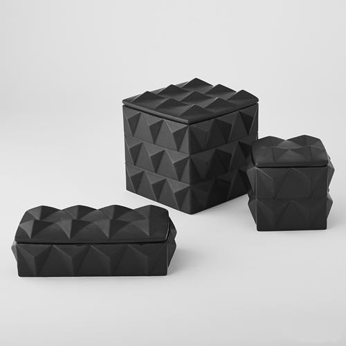 Braque Box-Matte Black