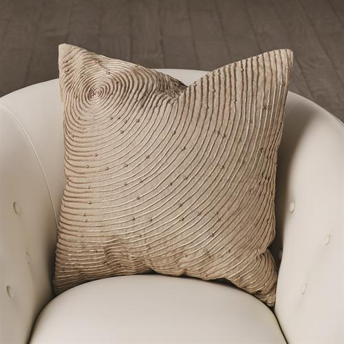 Terrace Pillow-Beige