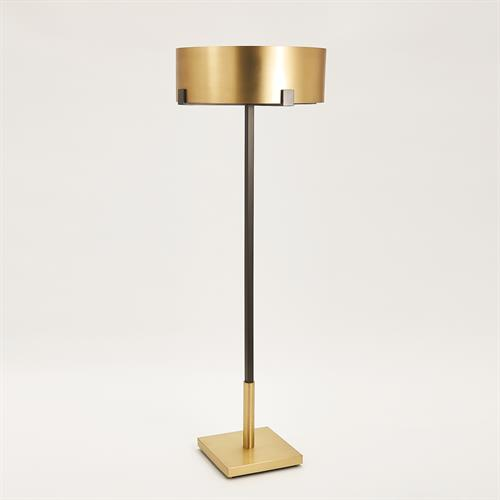 Empire Floor Lamp-Brass/Bronze