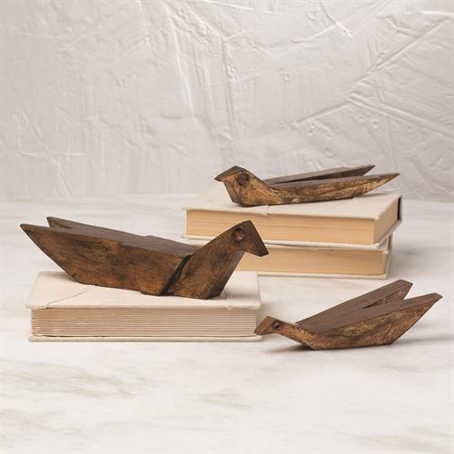 Romieu Wooden Bird