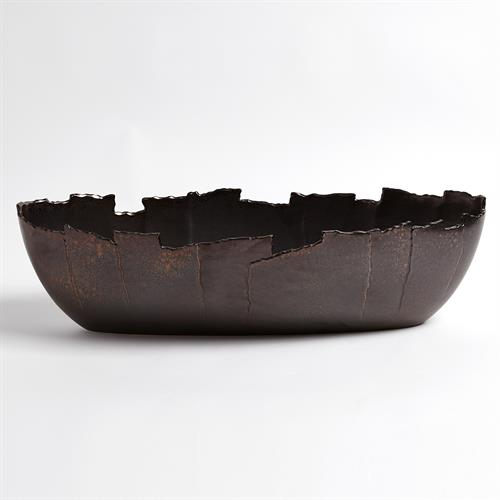San Andreas Bowl-Reactive Bronze