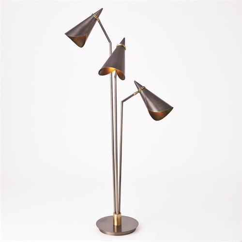Meudon Multi-Arm Floor Lamp