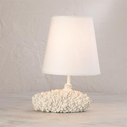 Nangis Lamp-Matte White