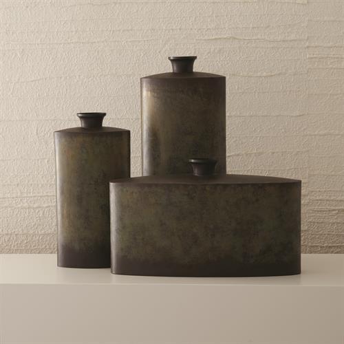 Iron Canteens-Antique Bronze