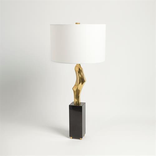 Conceptual Lamp-Brass