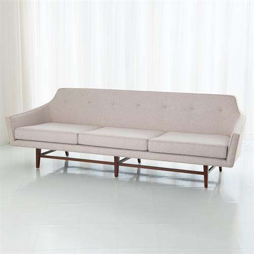 Edward Sofa-Candid Fleece