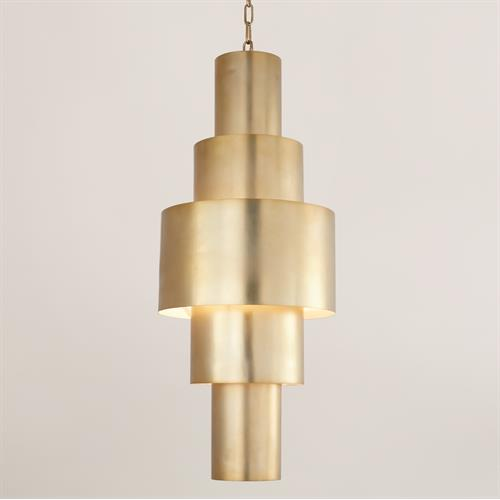Babylon Pendant-Antique Brass