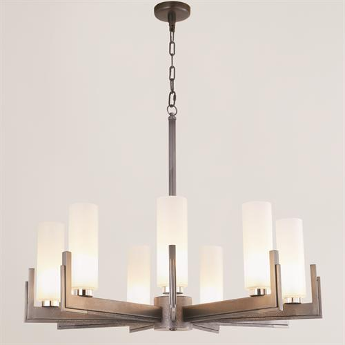 Stoic Chandelier-Ombre Nickel