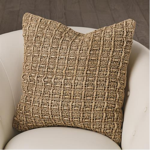 Mystic Pillow-Stone Wash Beige