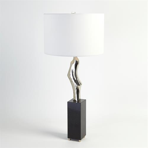 Conceptual Lamp-Nickel