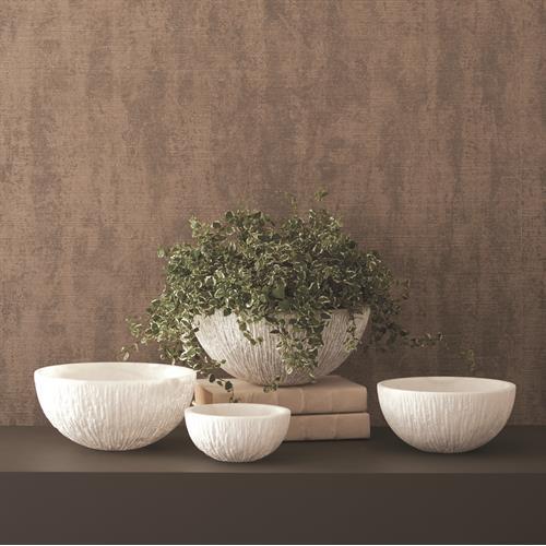 Chiseled Alabaster Bowls