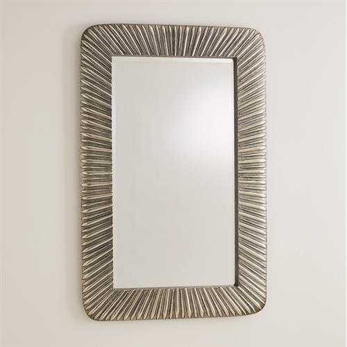 Valencia Mirror-Antique Nickel