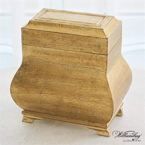 Bombe' Box-Gold