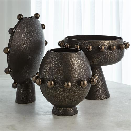 Spheres Collection-Bronze