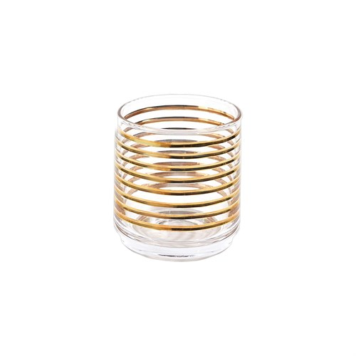 Gold Banded Glass-DOF