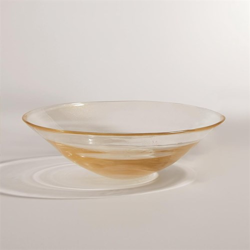 Golden Gold Bowl