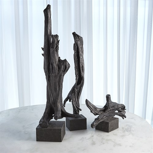 Iron Driftwood Sculptures