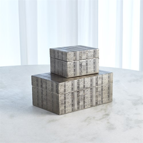Kokoro Etched Boxes-Nickel
