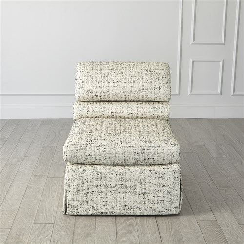 Bolster Slipper Chair