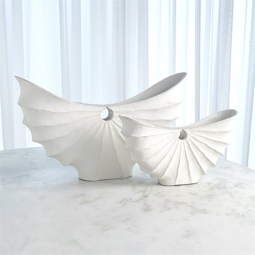 Atlantis Centerpieces-Matte White