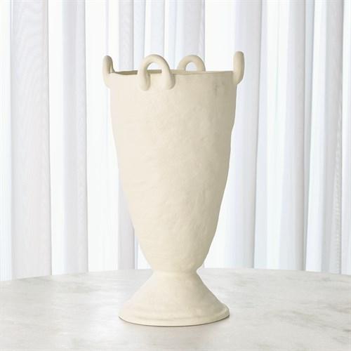 Louis Vase-White