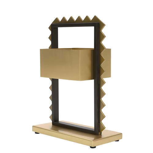 Chancy Desk Lamp-Satin Brass/Bronze