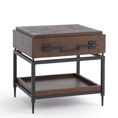 Scratch End Table