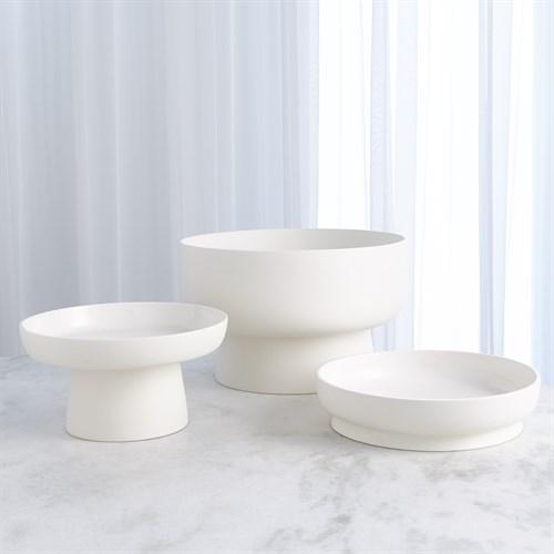 Modern Tazza-Matte White