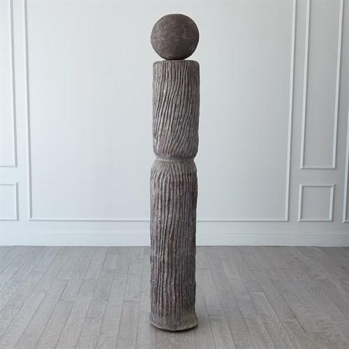 Andre Totem-Dark Grey