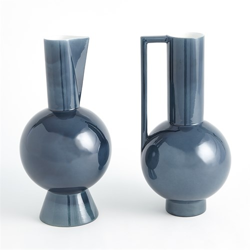 Classic Pitcher-Teal