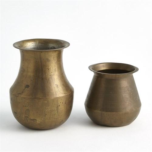 Brass Lota Pots