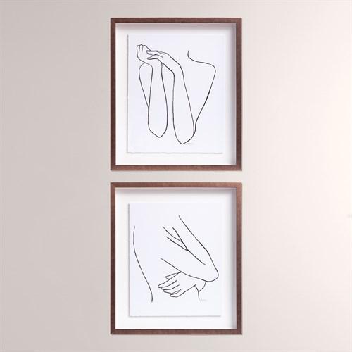 Love, Her Framed Art