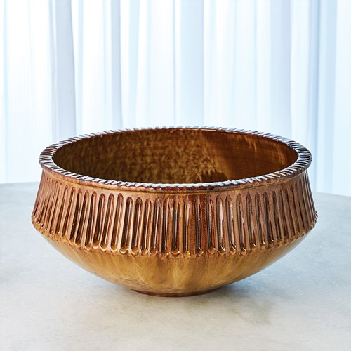 Carved Bowl