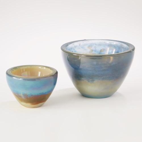 Mesa Bowl-Blue Gelp