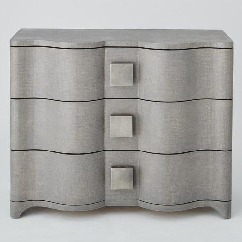 Toile Linen Chest-Grey