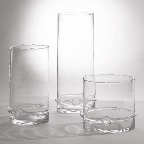 Intaglio Collection-Clear