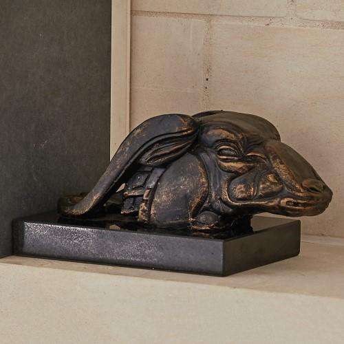 Bull Sculpture-Bronze